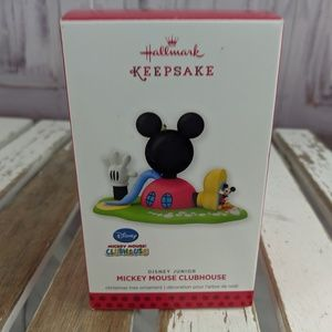 Hallmark keepsake mickey mouse clubhouse disney ju